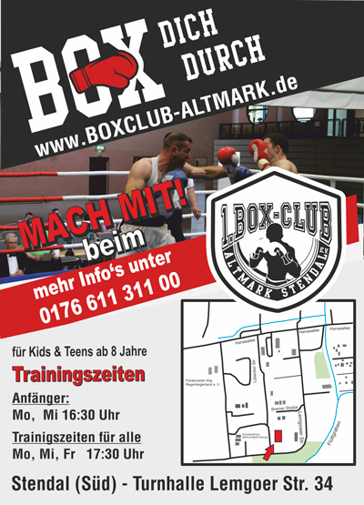 1. Box-Club Altmark Stendal